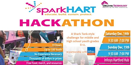 SparkHart CT Hackathon tickets