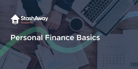 Personal Finance Basics tickets