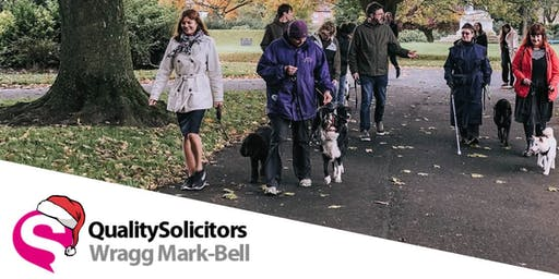 Wag Mark-Bell Christmas Dog-Walk Networking