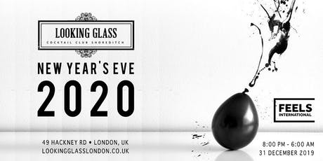 Looking Glass NYE 2020 tickets