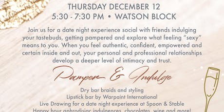 Naughty Or Nice Date Night Social tickets
