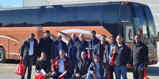Business Bus Tour to Wellington County