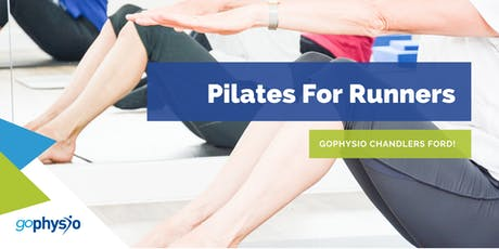 Pilates For Runners Workshop tickets