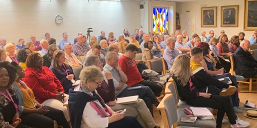 St John's College Association Meeting