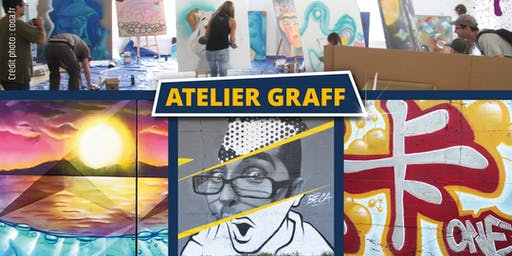 Atelier graff Calligraff janvier 2020