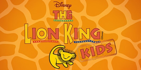 Lion King Kids Camp tickets