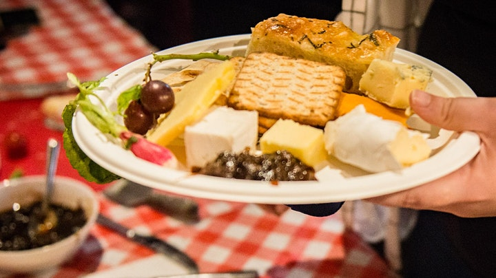 Hulabaloo! Great British Cheese  night -  with Homage2Fromage image