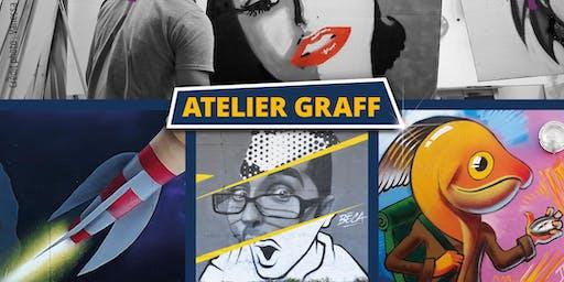 Atelier graff Calligraff février 2020