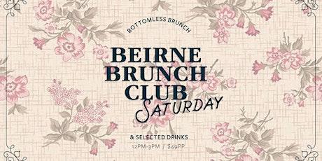 Beirne Brunch Club 14th December tickets