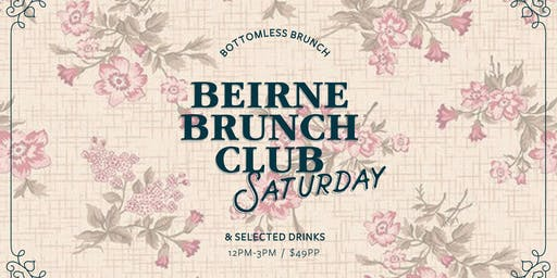 Beirne Brunch Club 14th December