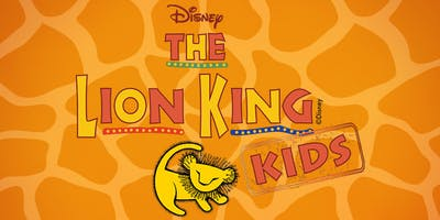 Lion King Kids Camp Show