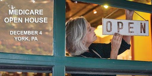 Medicare Open House - York