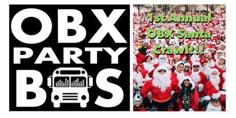 1st Annual Santa hat Crawl on the OBX Party Bus tickets