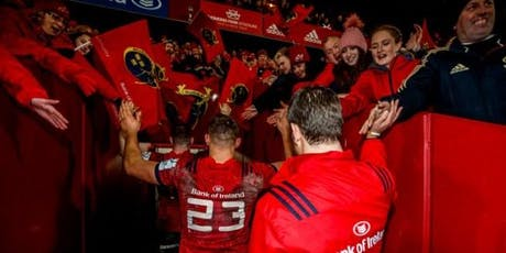 Munster District Society - Munster V Saracens Rugby tickets