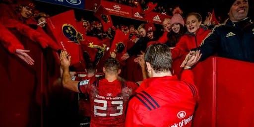Munster District Society - Munster V Saracens Rugby