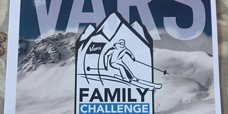 FAMILY CHALLENGE 2020 billets