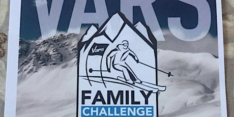 FAMILY CHALLENGE 2020 biglietti