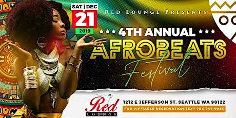 2019 Afrobeats Festival tickets