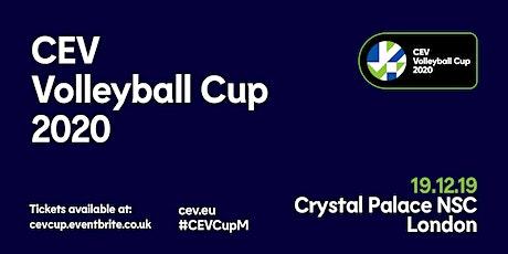 CEV Cup in London: IBB Polonia LONDON - Draisma Dynamo APELDOORN tickets
