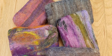 Felted Soap Workshop tickets