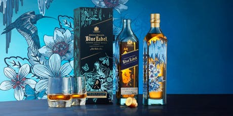 Johnnie Walker Blue Label Festive Whisky Masterclass tickets