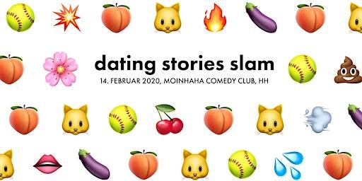 14.02.20 - Hamburg Dating Stories Slam (Deutsch)