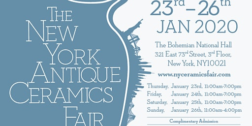 The New York Antique Ceramics Fair