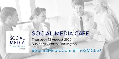 Darlington Social Media Cafe: August 2020 tickets