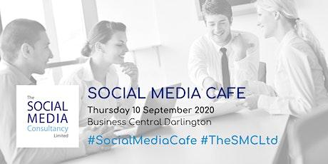 Darlington Social Media Cafe: September 2020 tickets