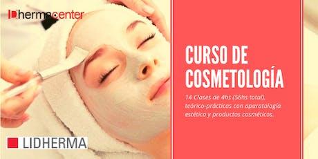 Curso Intensivo de Cosmetología entradas