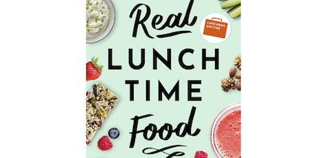 Real Lunchtime Food - Book Launch tickets