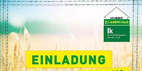 Generalversammlung mit Ackerbautag Tickets