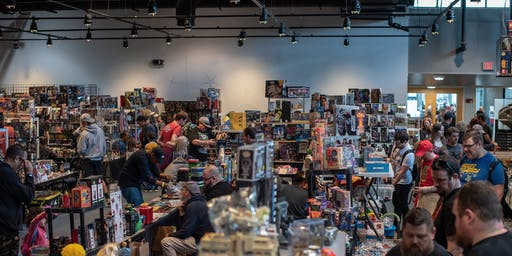NCTOYCON 2020: Best Convention for Action Figure & Toy Enthusiasts in NC!