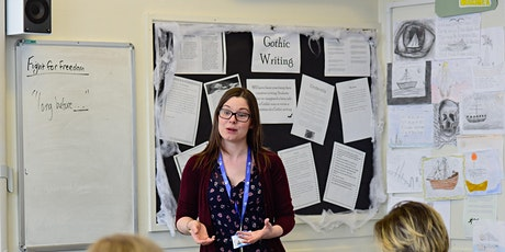 Unpicking the National Curriculum in KS1 and KS2 English tickets