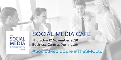 Darlington Social Media Cafe: November 2020 tickets