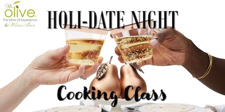Holi-Date Night Cooking Class tickets