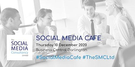 Darlington Social Media Cafe: December 2020 tickets