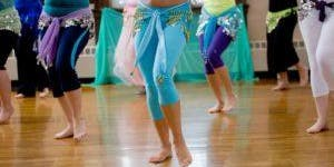 Social Belly Dance Class with a drink in Williamstown