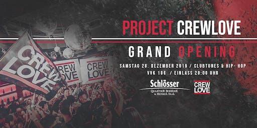 Project CrewLove I Düsseldorf