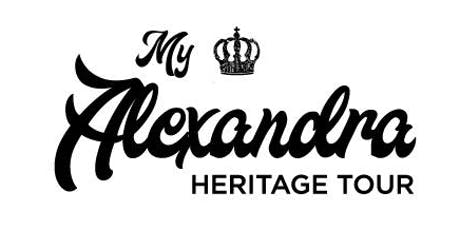 My Alexandra Heritage Tour (11 April 2020) tickets