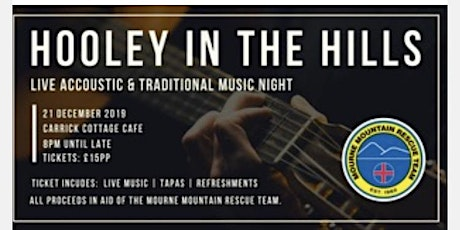 Hooley in the Hills tickets