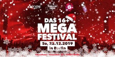 DAS 16+ MEGA XMAS FESTIVAL by SIO Festival