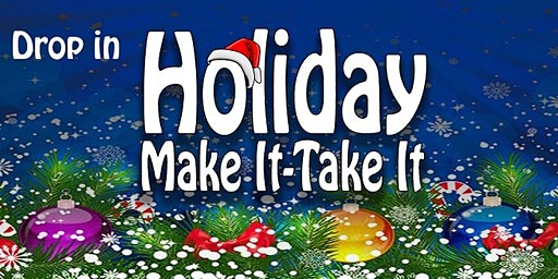 Holiday Make & Take with Essential Oils