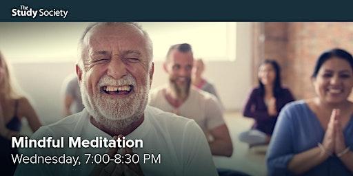 Mindful Meditation with Patti Good - The Study Society