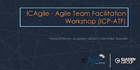ICAgile - Agile Team Facilitation Workshop (ICP - ATF) - Salt Lake City - May tickets