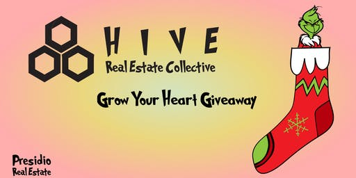 "Hive Collective ""Grow Your Heart"" Christmas Event"