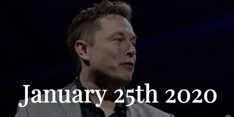 Guest Speaker - Elon Musk tickets