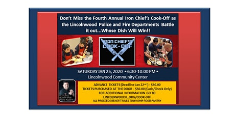 Iron Chief's Cook-Off 2020 tickets