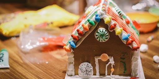 Gingerbread House Workshop with Santa
