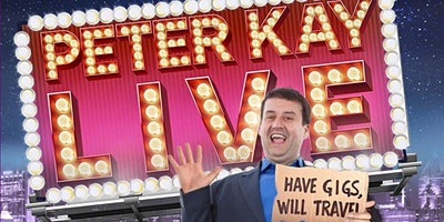 Peter Kay Tribute on New Year's Eve * TICKET ONLY*